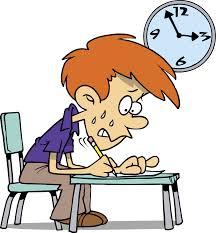 tests, exams, sats