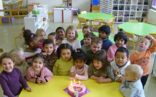 Children in Primary School