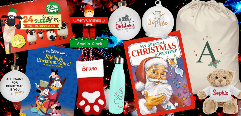 Christmas Gifts Labels4kids