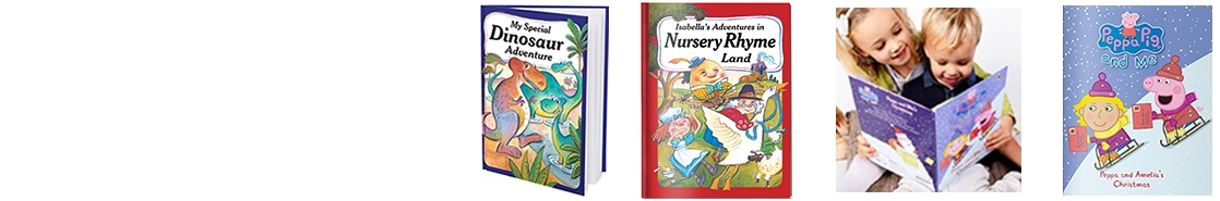 Personalised books for kids