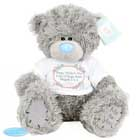 Teddy bear - personalised