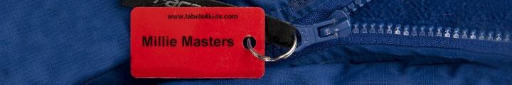 School tags