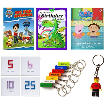 Personalised Books, LEGO® & Gifts