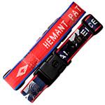 Luggage straps