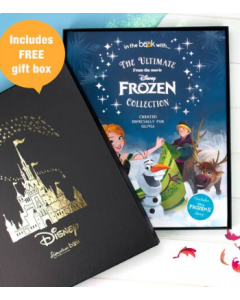Deluxe A3 Disney Frozen Collection with free gift box