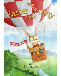 Personalised The Easter Bunny Story