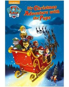 My Christmas Adventures with PAW Patrol pups