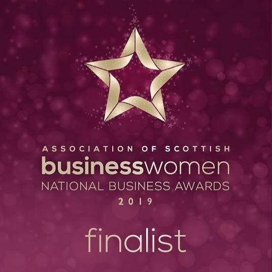ASB Awards Finalist - contribution to business