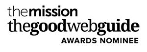 Good Website Guide Awards Finalist