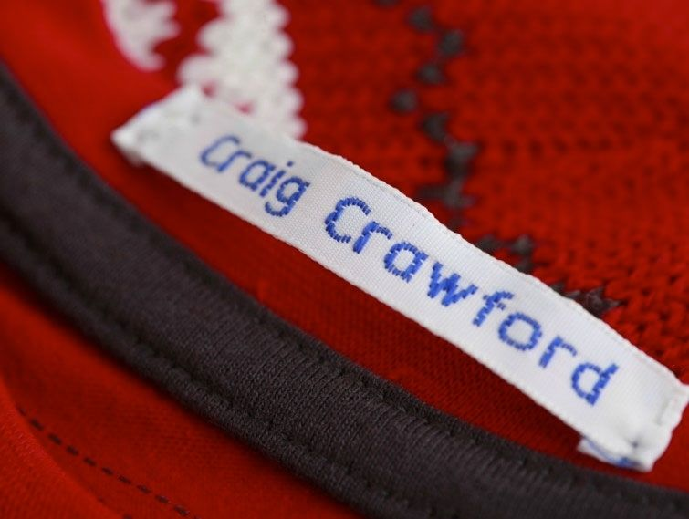 Kids Clothing name labels for school by Labels4Kids